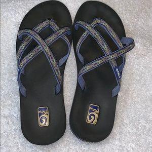Teva Mush Sandals - Size 8